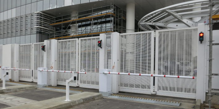 Cova and Zaun perimeter security project