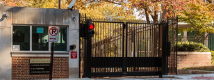 CSG 10640 & 10650 folding gates withstanding impacts of up to 40mph or 50mph